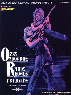 Ozzy Osbourne - Randy Rhoads Tribute By Phillips, Mark (EDT)